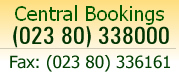 Central Bookings